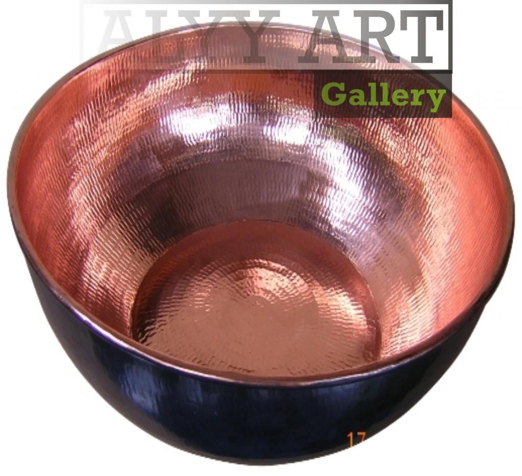bowl tembaga kuningan