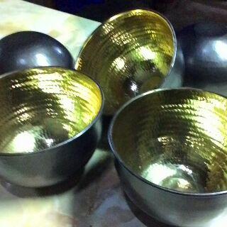 bowl kuningan