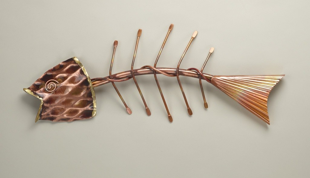 HCF31-Fish-Bone-Wall-Decor-copper