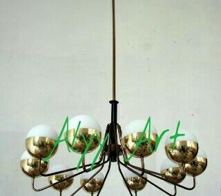 Kerajinan Lampu Gantung Robyong