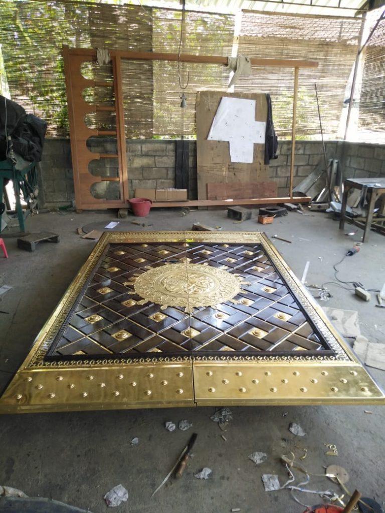 hiasan masjid