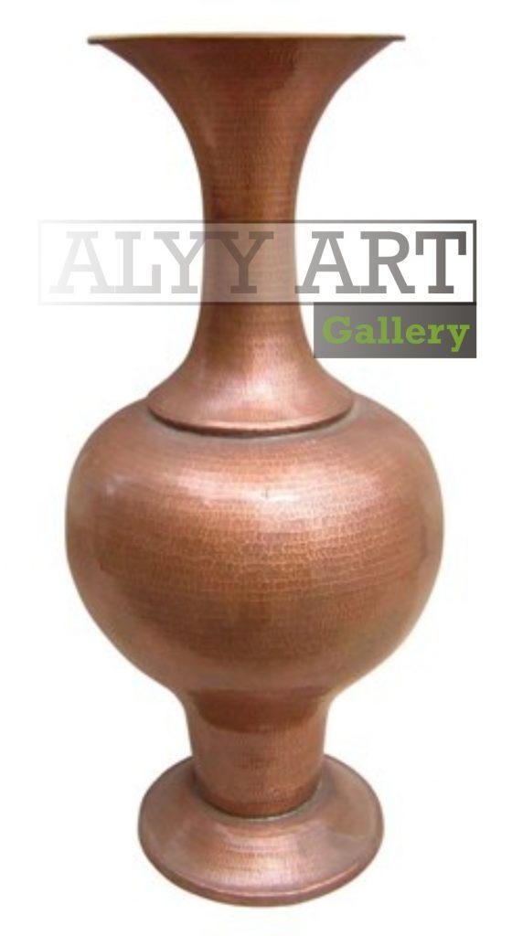 vas tembaga dan kuningan custom by alyy art gallery