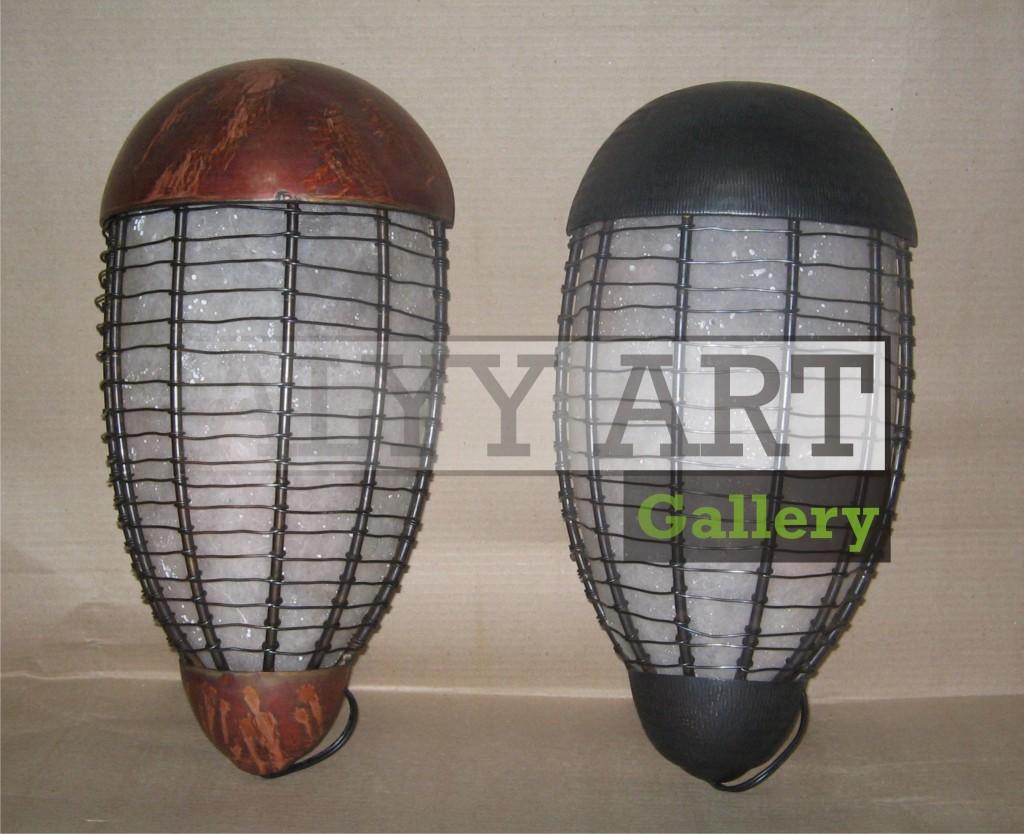 lampu dinding tembaga