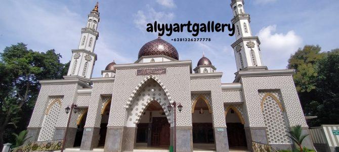 Produk Kubah Masjid Tembaga Kualitas Terbaik